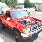 Mike's truck 001